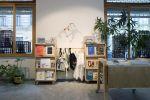 ArtMap Bookstore Interior