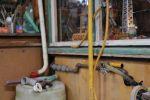 Shack of the Hangman K.H. Frank. View of the front porch. Artsafari Bubec, 2016 (2)-chata_kata_k.h.franka_-_ukazka_jeji_predni_verandy_na_artsafari_bubec_2016_2.jpg