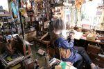 Shack of the Hangman K.H. Frank. View of the front porch. Artsafari Bubec, 2016 (6)-chata_kata_k.h.franka_-_ukazka_jeji_predni_verandy_na_artsafari_bubec_2016_6.jpg