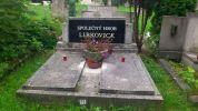společný hrob Libkovice