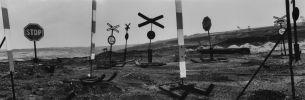 Josef Koudelka: Black Triangle (1990)