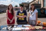 Zauhlovačka. Šancezvíratům, červenec 2017