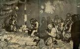 Zdeněk Burian, podmořský pohřeb, 1937 — ilustrace ke knize Jules Verne, Dvacet tisíc mil pod mořem (1995). Fotograf: archive