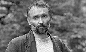 Aleš Hnízdil: Portrét (1995). Fotograf: Daniel Šperl