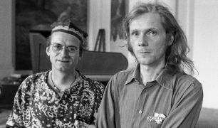 Christer Irgens-Møller, Jindřich Biskup:  (1995)Fotograf: Daniel Šperl