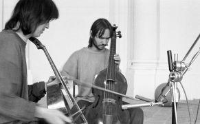 Irena a Vojtěch Havlovi: Portrait — concert (1995). Fotograf: Daniel Šperl