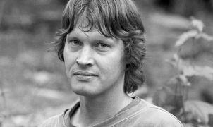John Dickson: Portrét (1995). Fotograf: Daniel Šperl