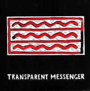 Transparent Messenger, CD — cover, design Petr Kvíčala (1994). Photographer: archive