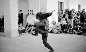 Keiji Haino:  (1993)Fotograf: Daniel Šperl