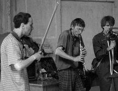 Alan Pavio, Tim Hodgkinson, Martien Groeneveld:  (1995)Fotograf: Radek Kodera