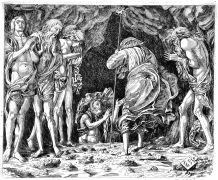 Andrea Mantegna: Discesa Al Limbo (1998)Photographer: archive