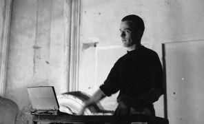 Richard Barett:  (1995)Photographer: Daniel Šperl