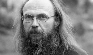 Jan Svoboda: Portrét (1995). Fotograf: Daniel Šperl