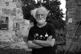 Jindřich Štreit:  (1998)Fotograf: Jiří Janda