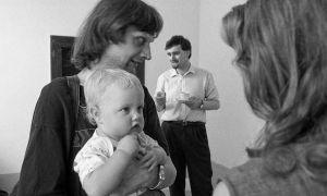 Jiří Zemánek: Plasy, 1995. Fotograf: Daniel Šperl