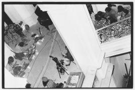 Orloj Snivců: Concert (1992). Photographer: Iris Honderdos