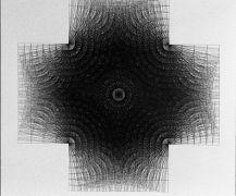 Robert Urbásek: untitled — computer generated drawing (1997). Photographer: Daniel Šperl