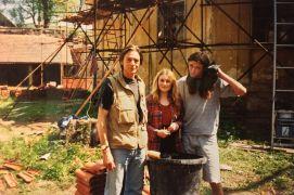 Ulay: Martina Tomášková, Pavel Koch, Plasy (1995). Fotograf: Pavel Koch