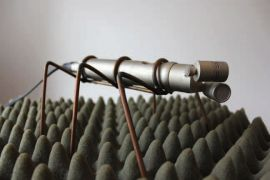 Mark Peter Wright – The Thing about Microphones