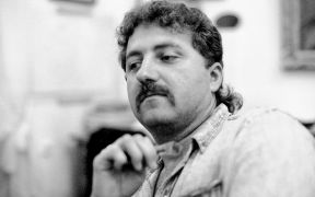Ivo Kornatovský:  (1993)Fotograf: Daniel Šperl