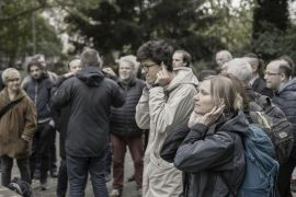 soundwalk Murmurans Mundus, Usti nad Labem (2019)