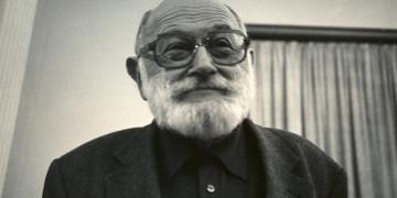 Vilém Flusser. Photo: Josef Snobl-vilem-flusser-by-josef-snobl.png